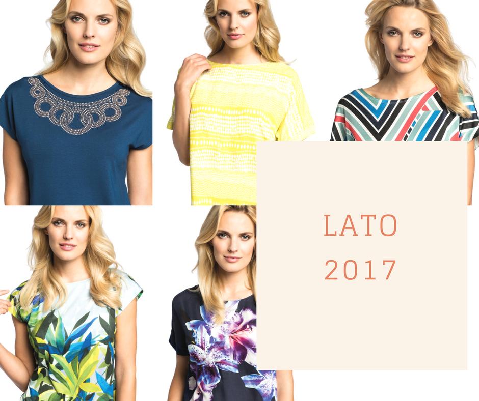 Bluzki nalato 2017 odPotis&Verso iL'AF