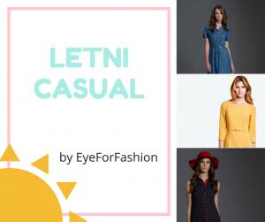 Letni casual by EyeForfashion