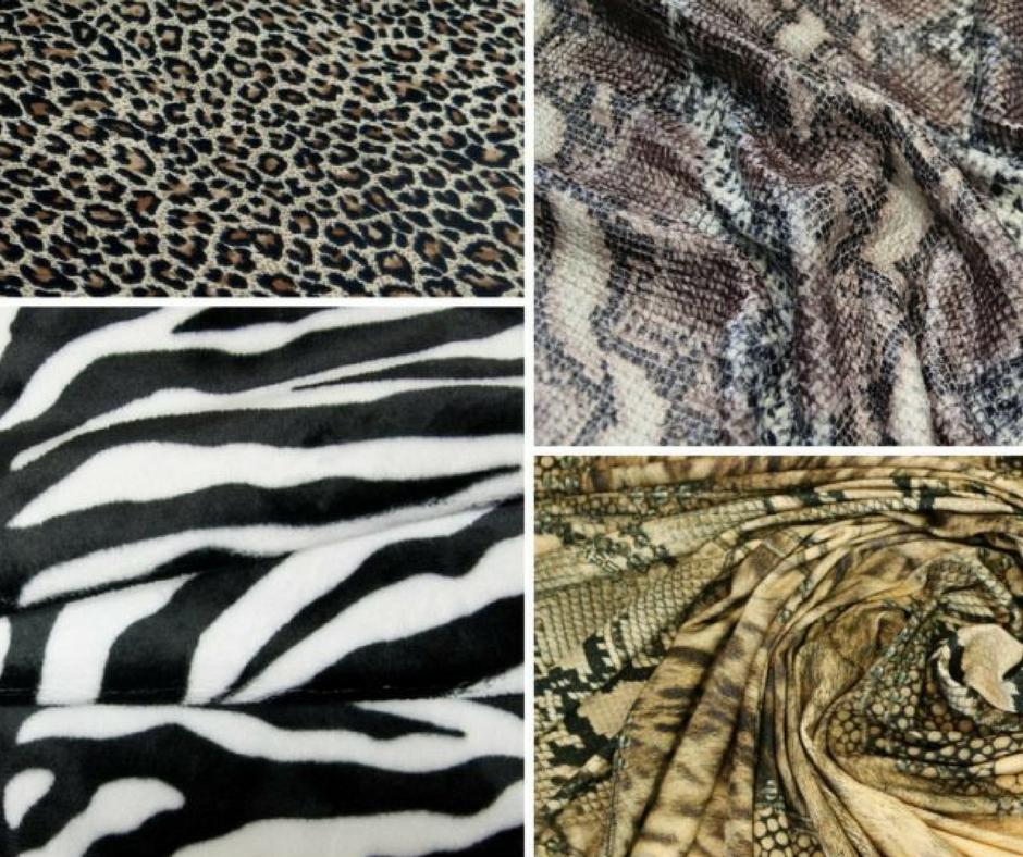 Jak nosić zwierzęce motywy na ubraniach? Ubrania w zwierzęce wzory.