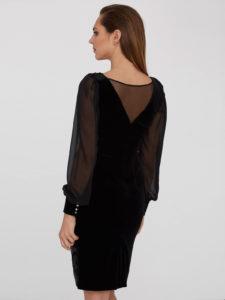 Sukienka ATRIA L'AF z tyłu