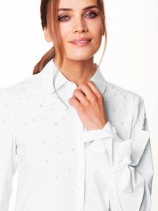Biała bluzka LILLI L'AF