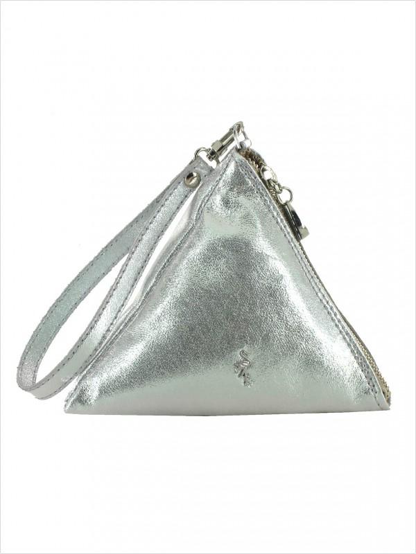 Torebka wkształcie piramidy Menbur